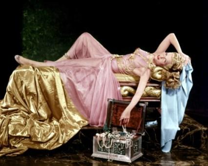 Rita Hayworth for Salome 1953