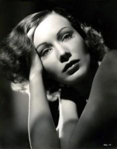 Sigrid Gurie 1930s