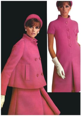 1960s-vintage-pink-pyramid-shape-coat-designed-by-jean-patou