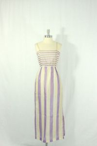 jean-patou-by-karl-lagerfeld-1960s-silk-twin-strap-bold-striped-column-vintage-dress