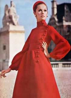 jean-patou-red-crepe-dress
