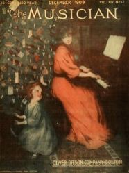 christmas-mother-and-daughter-by-the-tree