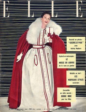 elle-1956-jacques-fath-evening-gown