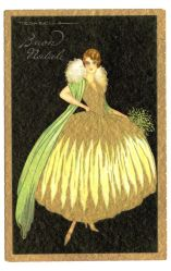 italian-art-deco-artist-signed-corbella-merry-christmas-postcard-1928