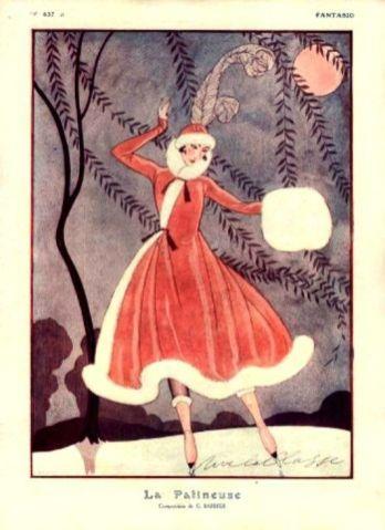 vintage-1915-christmas-art-deco-barbier-clive