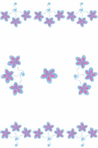 bijoux-fleurs-bleues-et-fuschia-41