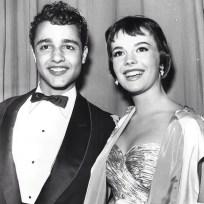 Natalie Wood and Sal Mineo