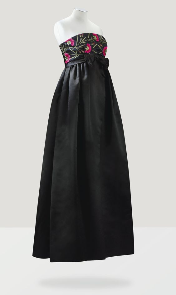 Empire style dress