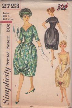 Bell shape dresses