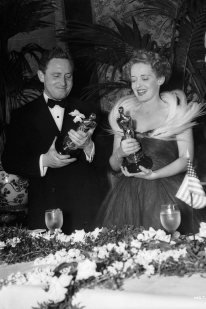 Spencer Tracy and Bette Davis