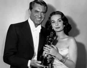 Cary Grant and Jean Simmons