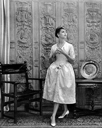 Castillo for Lanvin 1957