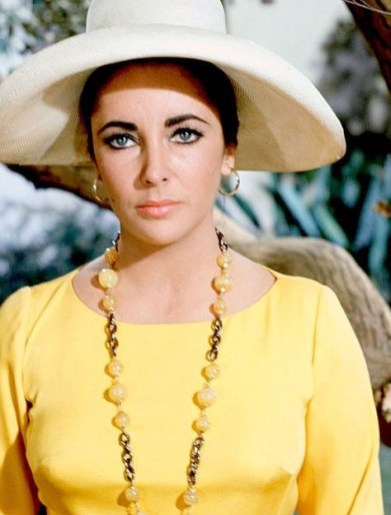"Elizabeth Taylor in ""The Sandpiper"" 1965"