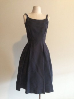 cocktail dress 1950s