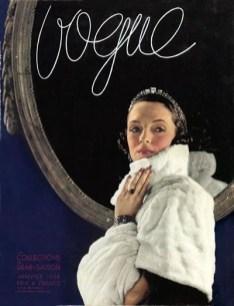 Vogue November 1933