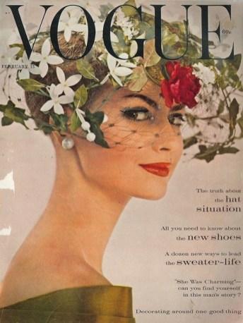 February 1960 Vogue