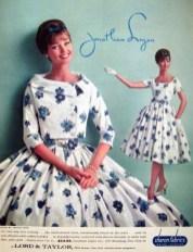 1959 Jonathan Logan dress and jacket