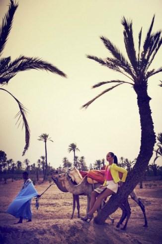 Marrakech, Vogue Australia