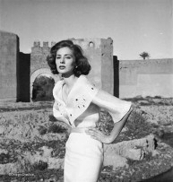 Suzy Parker by Georges Dambier