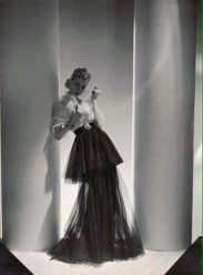 Mainbocher outift, Vogue March 1938
