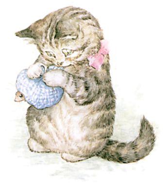 Miss moppet by Beatrix Potter