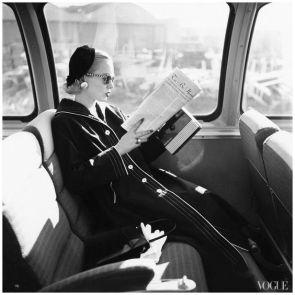 April 1955 Vogue