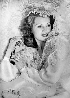 Rita Hayworth Horst