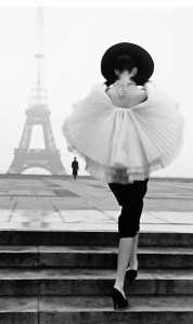 Photo by Walde Huth, Paris 1955
