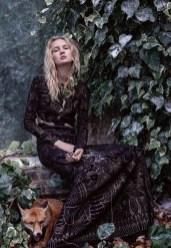 Nastya Sten by Agata Pospieszynska for Harper's Bazaar UK January 2017