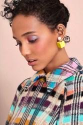 Cora Emmanuel photographed by Agata Pospieszynska for Harper's Bazaar UK, November 2016