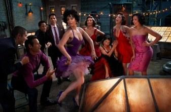 Jennifer Lopez, Rodrigo Santoro, Sean Faris, Brandon T. Jackson, Jay Hernandez, Shane Lynch, Melonie Diaz, Minka Kelly and Natalie Martinez