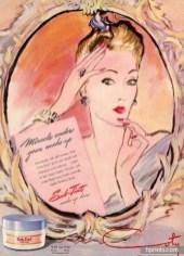 Coty cosmetics 1943