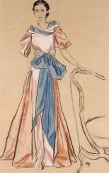 Madeleine Vionnet gown