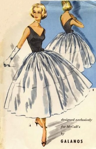 Galanos design for Grace Kelly