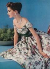 Vogue January 1957