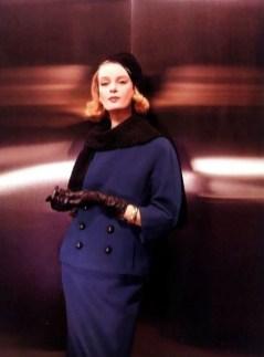 Nena von Schlebrügge for Vogue, 1961