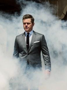 Matt Damon GQ