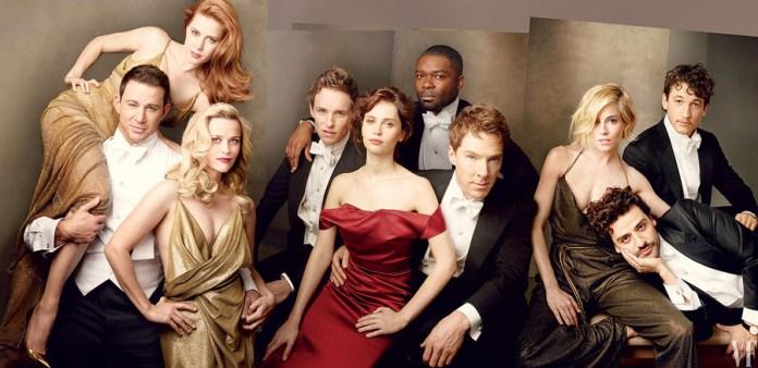 The Vanity Fair Hollywood Cover 2015