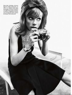 Vogue Germany_s March edition 2013 Edie Campbell