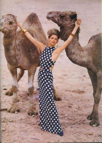 Eric Boman, UK Vogue March 1992
