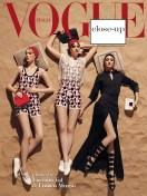 Vogue Italia by Luciana Val & Franco Musso & Enrica Ponzellini.