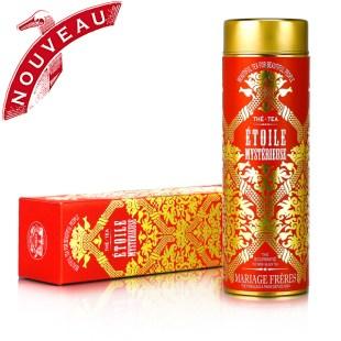 Etoile mystérieuse by Mariage Frères : Perfumed black tea (red berries and meringue)