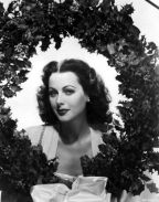 hedy lamarr christmas