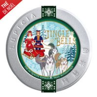 Jingle bells by Lupicia : Perfumed black tea (grape, fruity sparkling wine and cranberry)