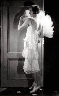 Jule Andre wearing Chanel 1928