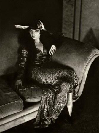 Louise Brooks by Edward Steichen