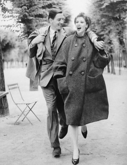 Suzy Parker and Robin Tattersall by Richard Avedon