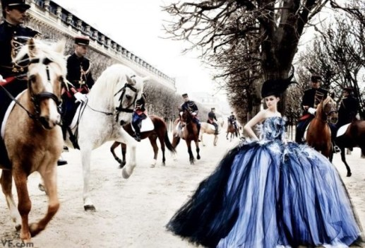 Kirsten Stewart by Mario Testino for vanity Fair