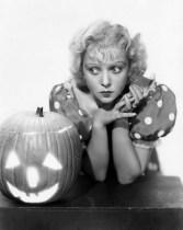 Ida Lupino pumpkin