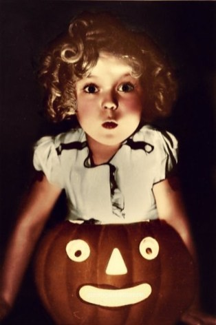 Shirley Temple Halloween